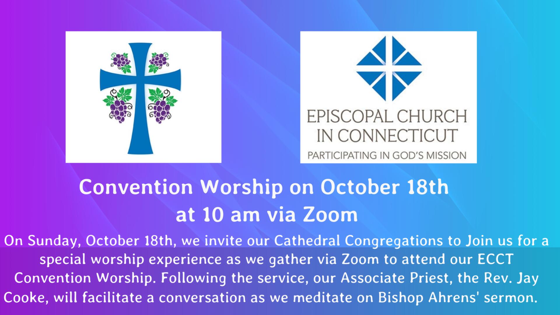 ECCT Convention Worship