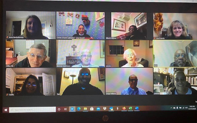 Virtual Congregations Committee Meeting
