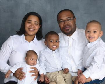 Dean Howell And Family White Shirts January22019