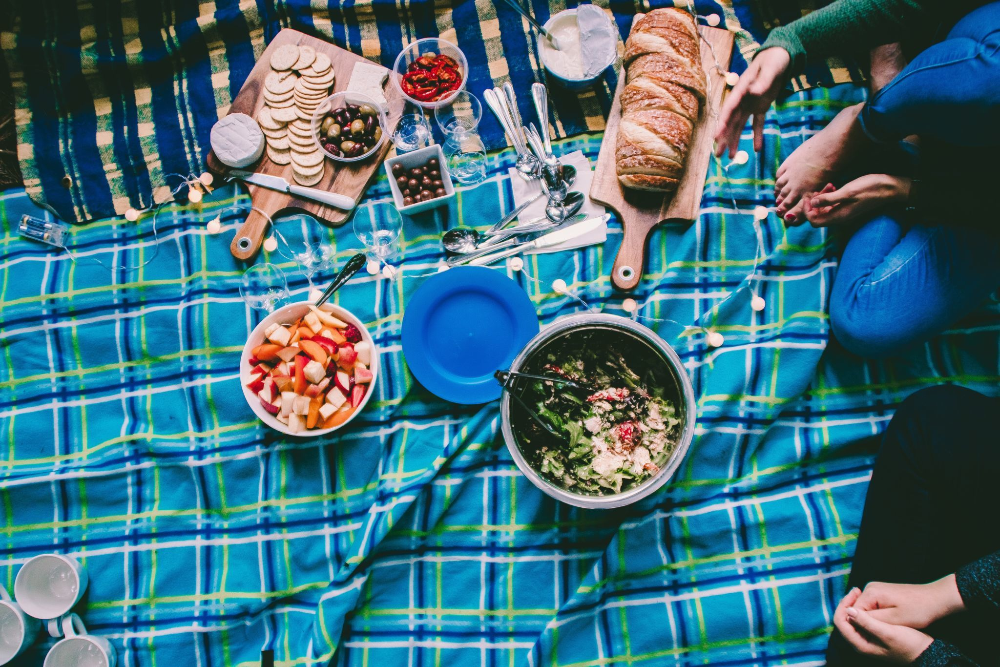 Christ Church Cathedral and St. Monica's Urban Picnic