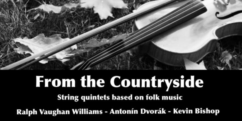 Cuatro Puntos Concert - From the Countryside: Music For Strings Based On Folk Songs (Hartford)
