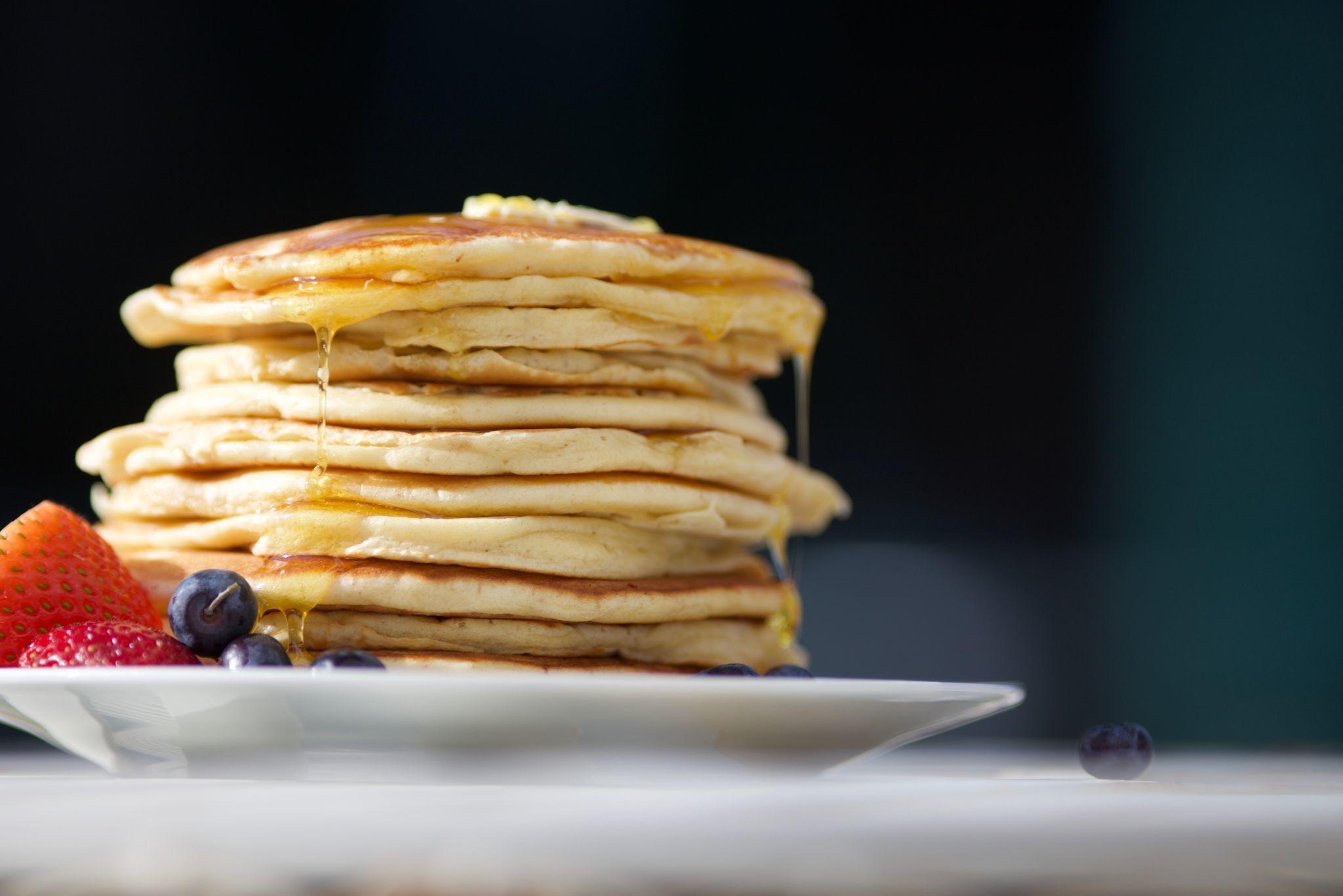 Pancake Brunch after 10:00 am Eucharist